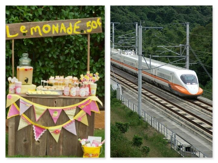 Lemonade or transit?